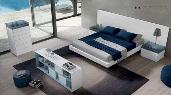 Dormitorio de matrimonio Abrito Dreams 501