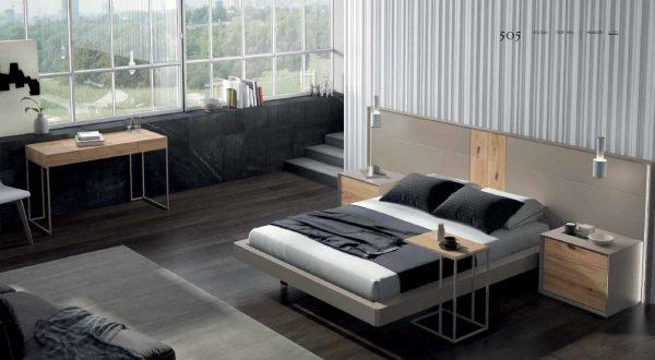 Dormitorio de Matrimonio Abrito Dreams 505
