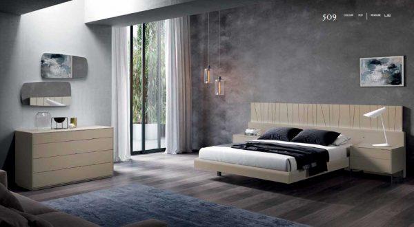 Dormitorio de Matrimonio Abrito Dreams 509