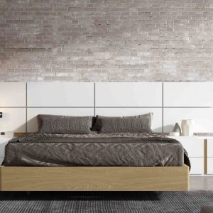 Dormitorio de Matrimonio Ilusion Relax Classic 1