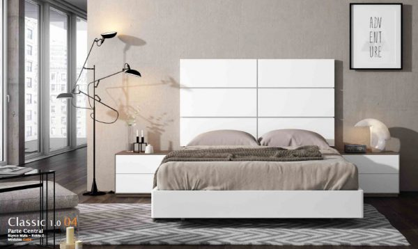 Dormitorio de Matrimonio Ilusion Relax Classic 4