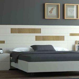 Dormitorio de Matrimonio Ilusion Relax Dance 3