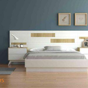 Dormitorio de Matrimonio Ilusion Relax Dance 5