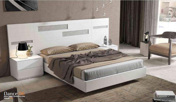 Dormitorio de Matrimonio Ilusion Relax Dance 6