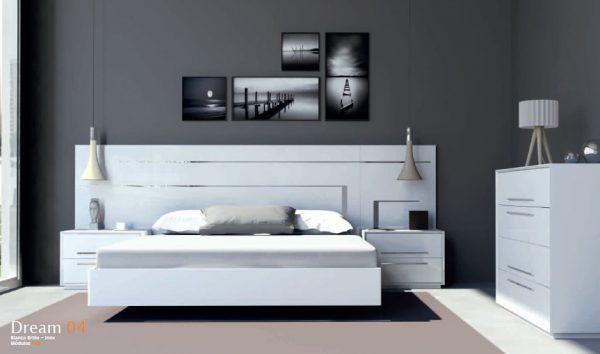 Dormitorio de Matrimonio Ilusion Relax Dream 4