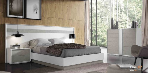 Dormitorio de Matrimonio Ilusion Relax Fine 2