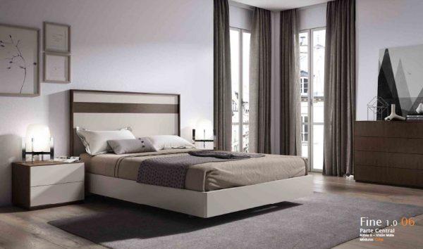 Dormitorio de Matrimonio Ilusion Relax Fine 6