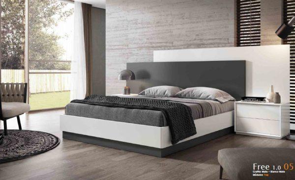 Dormitorio de Matrimonio Ilusion Relax Free 5
