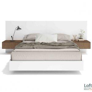 Dormitorio de Matrimonio Ilusion Relax Loft 1