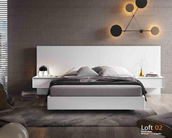 Dormitorio de Matrimonio Ilusion Relax Loft 2