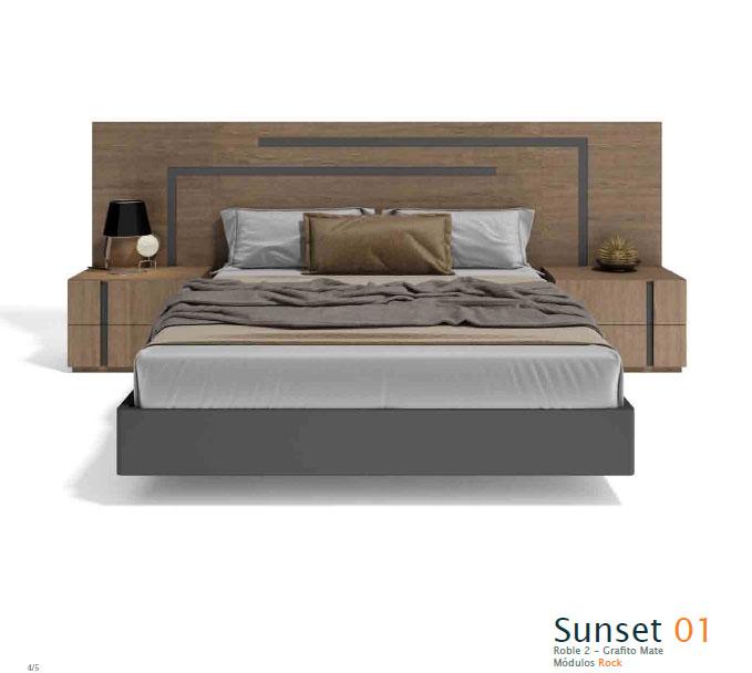 Dormitorio de Matrimonio Ilusion Relax Sunset 1