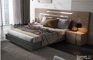 Dormitorio de Matrimonio Ilusion Relax Sunset 2