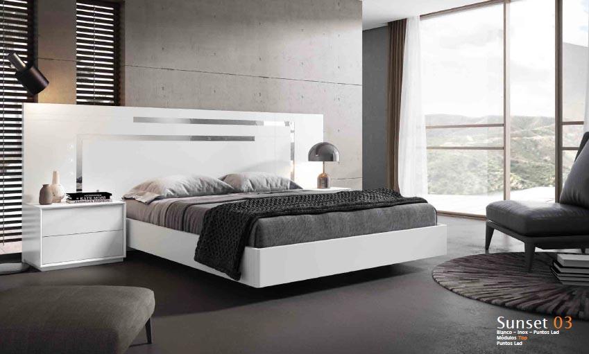 Dormitorio de Matrimonio Ilusion Relax Sunset 3
