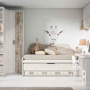 Dormitorio juvenil UP18 102