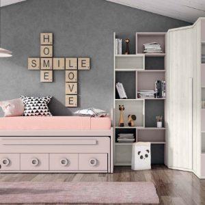 Dormitorio juvenil UP18 107