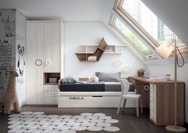 Dormitorio juvenil UP18 202
