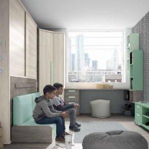 Dormitorio juvenil UP18 401